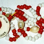 1953 Area 3-C Pow Wow beads