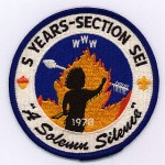 1978 SE-1 Conclave patch