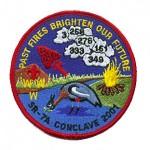 2001 SR-7A Conclave patch