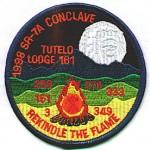 1998 SR-7A Conclave patch