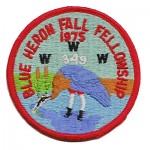 1975 Blue Heron Lodge Fall Fellowship
