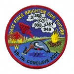 2001 SR-7A Conclave patch