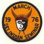 1976 SE-1 Indian Seminar