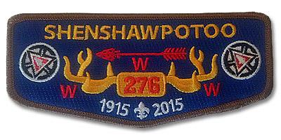 Shenshawpotoo Lodge #276