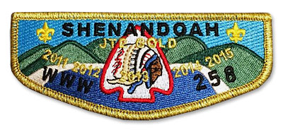 Shenandoah Lodge #258