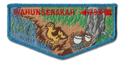 Wahunsenakah Lodge #333